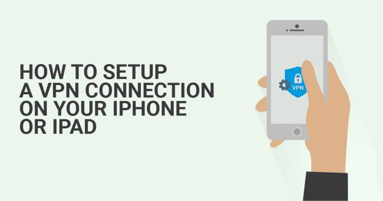 Cara Membuat Koneksi VPN di iPhone atau iPad Wizcase