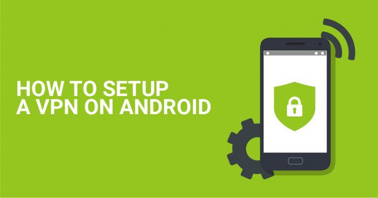 Cara Memasang VPN di Android