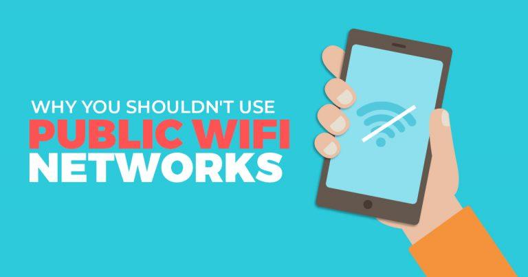 Mengapa Anda Seharusnya Tidak Memakai WiFi Publik?