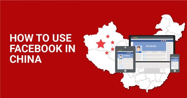 Cara Menggunakan Facebook di China