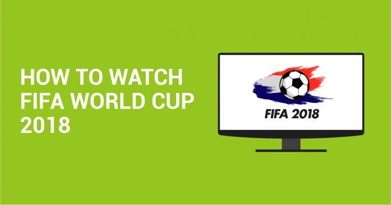 Bagaimana Menonton Piala Dunia FIFA 2018