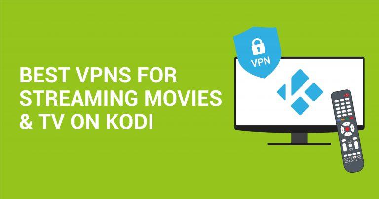 5 VPN Terbaik untuk Streaming Film & TV di Kodi Wizcase