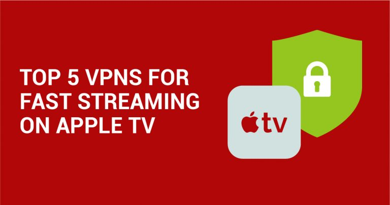 4 VPN Top untuk Streaming pada Apple TV