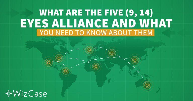 Pahami Aliansi Lima, Sembilan, dan 14 Mata Sebelum Memilih VPN!
