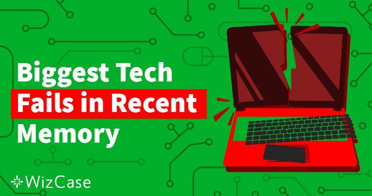 100 Kegagalan Teknologi Terbesar Sejak 2011