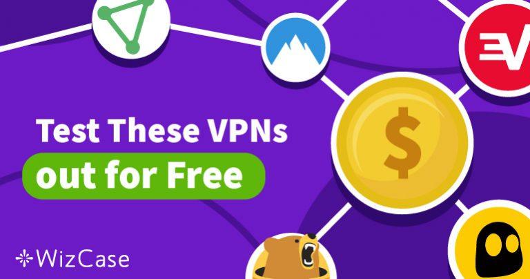 Uji Coba Gratis 5 VPN Terbaik Bebas Risiko 2019 Wizcase