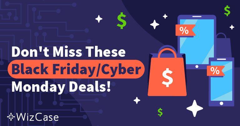 Promo VPN Terbaik pada Black Friday dan Cyber Monday 2019 Wizcase