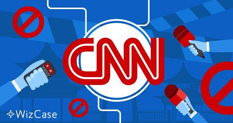 Pemerintah China Melarang CNN. Ini Cara Aman Menontonnya
