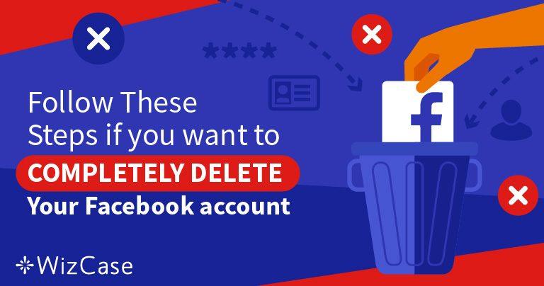 5 Langkah untuk 100% Menghapus Data Anda Dari Akun Facebook Anda