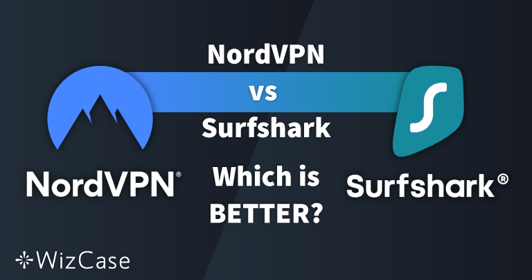 NordVPN vs. Surfshark: 13 Tes Perbandingan, 1 Pemenang di 2021